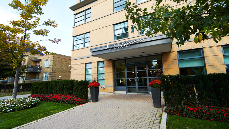 The Residences of 1425 Bayview Toronto